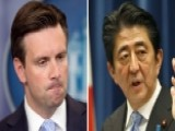 Controversy Over Japan PM's Visit To Pearl Harbor