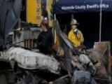 Calif. Investigators End Search In Oakland Warehouse Fire