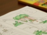 Coloring Books For Cadets Sparks Criticism