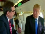 Chris Wallace Travels With Trump To The Army-Navy Game