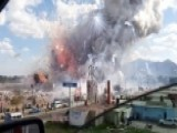 Cause Still Unknown In Mexico Fireworks Factory Explosion
