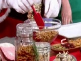 Cooking With 'Friends': Santa Claus Makes Reindeer Clusters