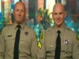California Sergeant Donates Kidney To Deputy