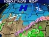 Crippling Ice Storm Takes Aim At Central US