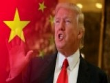 China Pushes Back Against President-elect Trump