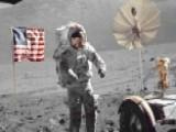 Capt. Jim Lovell Salutes Gene Cernan
