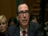 Cabinet Nominee Mnuchin Questioned Over Underreported Assets