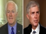 Cornyn Optimistic That Vulnerable Dems Will Confirm Gorsuch