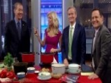 Cooking With 'Friends': Carl Cameron's 'Soup'er Bowl Recipes