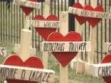 Controversy Over Memorial For Victims Of Violence In Chicago