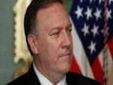 CIA Director Pompeo Denies Agency Withholds Intel From Trump