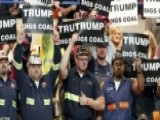 Coal Miner Talks Meeting With President Trump