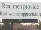 Controversial Billboard Turns Heads In North Carolina