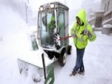 Crews Begin Cleanup After Late-winter Storm