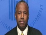 Carson Addresses HUD Budget Cuts, 'immigrants' Controversy