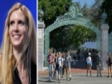 Conservative Students Suing Berkeley Over Coulter Speech