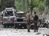 Car Bomb Injures Three Servicemen In Kabul, Afghanistan