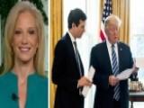 Conway Addresses Kushner Reports, Dubke Resignation
