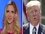 Coulter: Trump Hurt Libs' 'religion' With Climate Decision