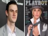 Cooper Hefner Wants Mom To Recreate Playboy Cover
