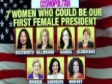 Cosmopolitan Snubs Conservative Women For President List