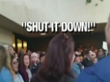College Disciplines Students Who Blocked Pro-police Speaker