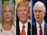 Conway: Decision To Fire Sessions Is Up To President Trump