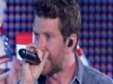 Country Crooner Brett Eldredge: 'I'm A Hopeless Romantic'