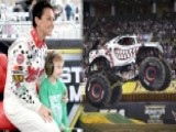 Candice Jolly: Realtor-turned-Monster Jam Truck Driver