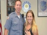 Cop Finds Woman's Lost Diamond Engagement Ring