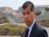California Sues To Block President Trump's Border Wall