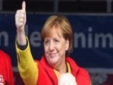 Chancellor Angela Merkel Wins Re-election In Germany