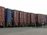 Containers Filled With Supplies Stuck In Puerto Rican Ports