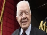 Carter Says Media Harder On Trump Than Any Other President