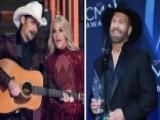 CMA Awards: Garth Brooks Wins Big, Hosts Take Shots At Trump