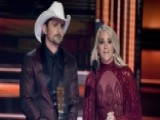 CMA Awards: A Night Of Celebrating With A Message Of Healing