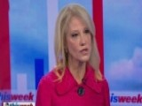 Conway: President Leading On North Korea Nuclear Threat