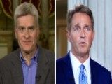Cassidy: Not Sure Sen. Flake Will Be A No Vote On Tax Reform