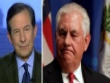 Chris Wallace: A Tillerson Exit Would Be A Big Deal
