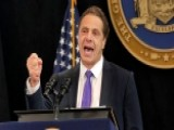 Cuomo Declares State Of Emergency As Bomb Cyclone Hits NY