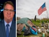 CA Mayor Under Fire For Blaming Liberals For Homeless Rise