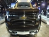 Chevy Silverado Sticking With Steel
