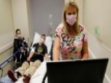 CDC: Flu Season On Pace To Break Records