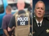 Crime Fighting Program Identifies Violent Illegal Immigrants