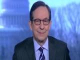 Chris Wallace Talks Trump's Threat To Veto Spending Bill