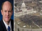 Chris Coons On Battle Over Gun Rights