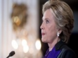 Clinton: Men Who Lose Elections Aren't Told To 'go Away'