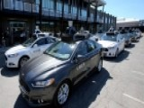 Companies Race To Roll Out Self-driving Cars