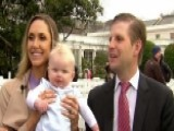 Catching Up With Eric, Lara And Baby Luke Trump