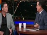 Comey Compares Trump To An Obsessive Ex-boyfriend